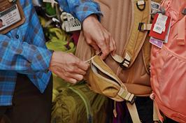 ポケットは意外と便利な機能