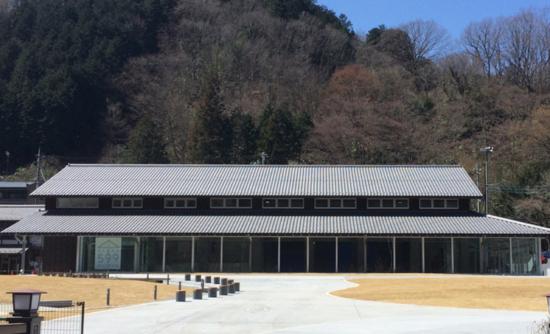 建築時のTAKAO599MUSEUM外観