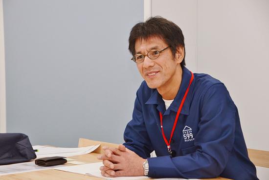 TAKAO 599 MUSEUM 館長・櫻井良吉さん