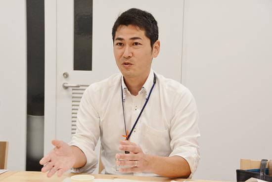 八王子市産業振興部観光課・川口貴弘さん