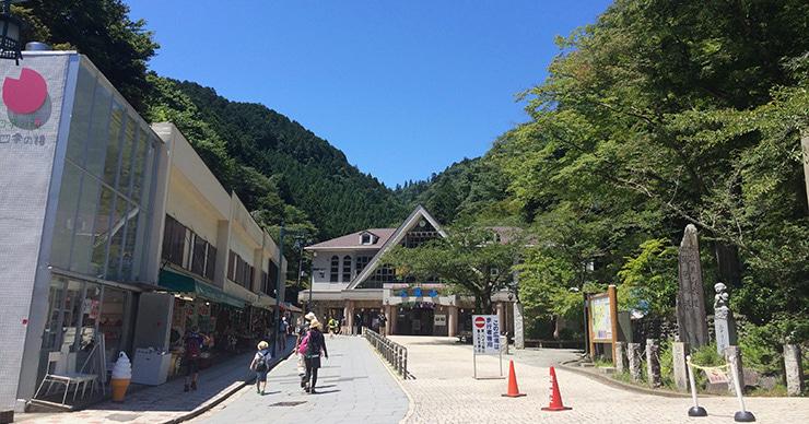 高尾山周辺で楽しめる登山