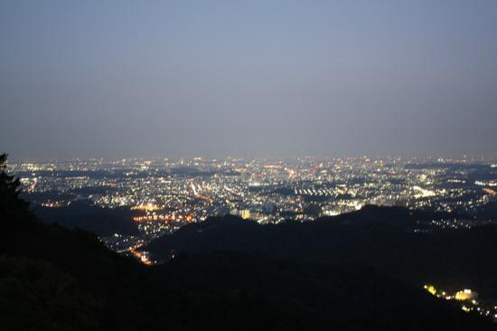 ビアマウント夜景