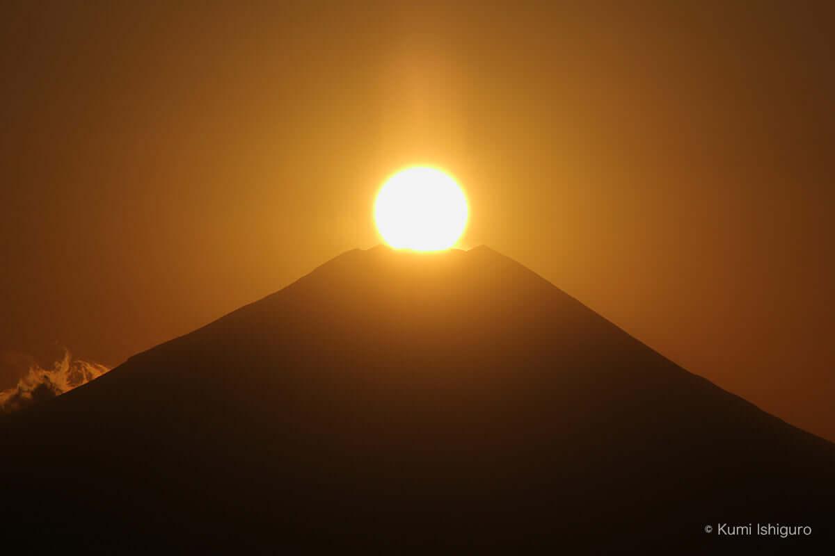 2020 ダイヤモンド 富士